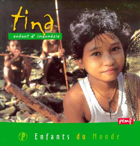 TINA, ENFANT D'INDONESIE