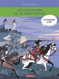 LES CHEVALIERS DE LA TABLE RONDE / TOUT EN BD / CASTERMAN