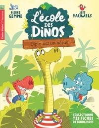 L'ECOLE DES DINOS T1 - DIPLO EST UN HEROS / CASTOR POCHE