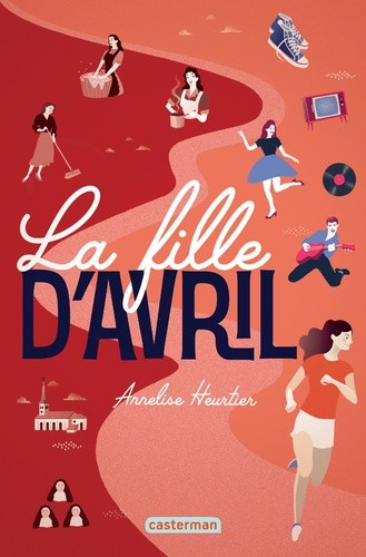 LA FILLE D'AVRIL / ROMANS GRAND FO / CASTERMAN