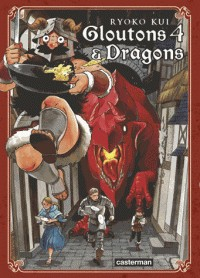 GLOUTONS ET DRAGONS T4 / SAKKA / CASTERMAN