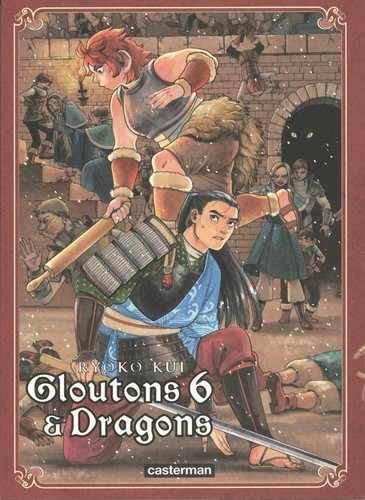 GLOUTONS ET DRAGONS T6/ SAKKA / CASTERMAN