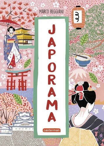 JAPORAMA / DOCUMENTAIRE / CASTERMAN