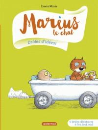MARIUS LE CHAT T1 DROLES D'IDEES!/PREMIERES LECTU/CASTERMAN