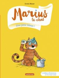 MARIUS LE CHAT T2 UNE PEUR BLEUE!/PREMIERES LECTU/CASTERMAN