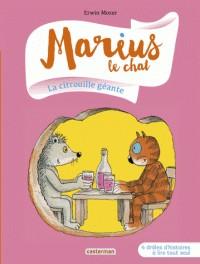 MARIUS LE CHAT T4 LA CITROUILLE GEANTE / PREMIERES LECTU / CASTERMAN
