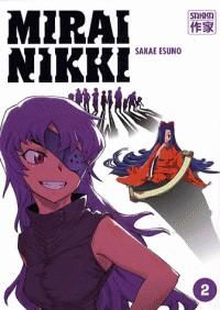 MIRAI NIKKI  T2 / SAKKA / CASTERMAN