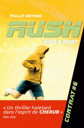 RUSH T6 MISE A MORT / ROMANS GRAND FO / CASTERMAN