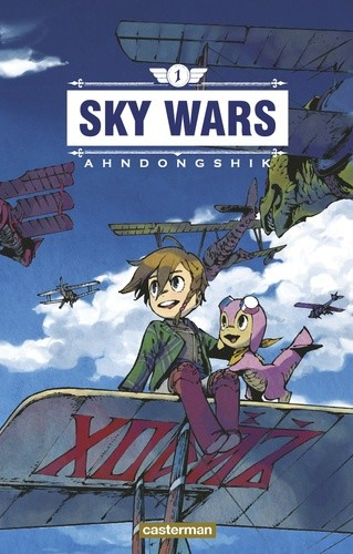 SKY WARS - T01 / SAKKA / CASTERMAN