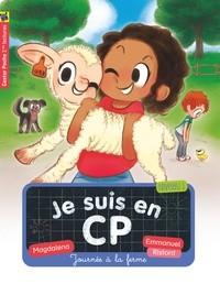 JE SUIS EN CP T19 - JOURNEE A LA FERME / CASTOR POCHE