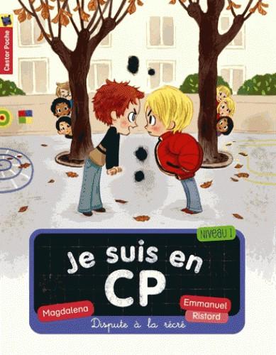 DISPUTE A LA RECRE / SUIS AU CP 2/PREMIERES LECTU/CASTOR POCHE