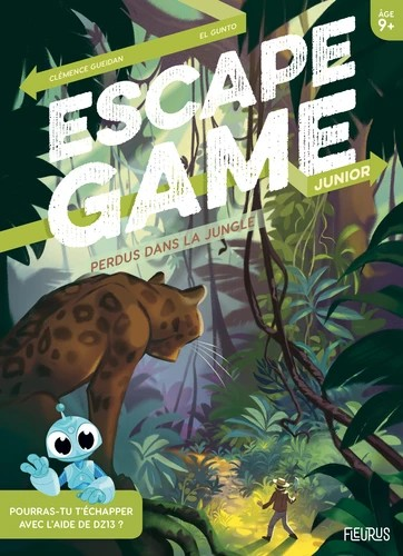 ESCAPE GAME JUNIOR : PERDUS DANS LA JUNGLE / ESCAPE GAME JUN / FLEURU