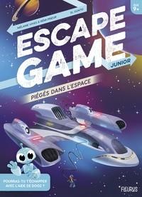 PIEGES DANS L'ESPACE / ESCAPE GAME JUN / FLEURUS