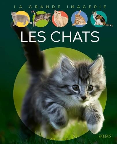LES CHATS /LA GRANDE IMAGERIE/ FLEURUS