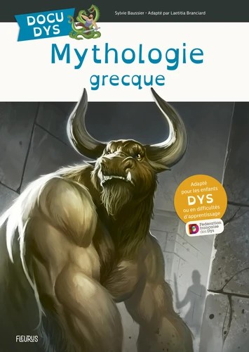 LA MYTHOLOGIE GRECQUE / DOCU DYS / FLEURUS