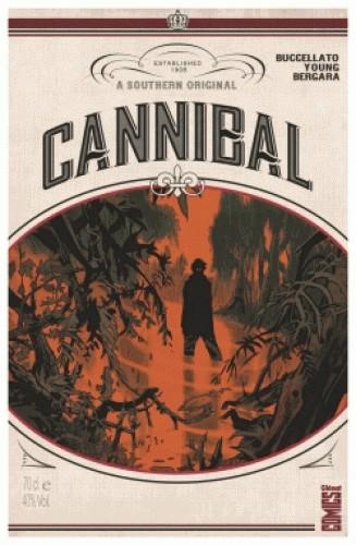 CANNIBAL - TOME 01 / COMICS / GLENAT COMICS