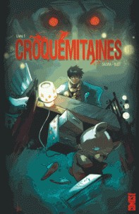 CROQUEMITAINES - TOME 01 / COMICS / GLENAT COMICS