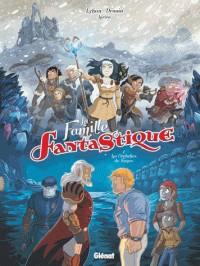 LA FAMILLE FANTASTIQUE - TOME 02 / BANDES DESSIN E / GLENAT