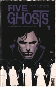 FIVE GHOSTS - TOME 01 / COMICS / GLENAT COMICS