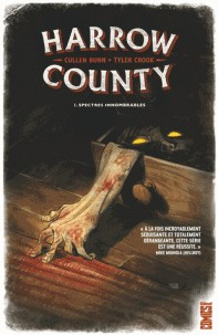 HARROW COUNTY - TOME 01 / COMICS / GLENAT COMICS