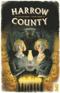 HARROW COUNTY - TOME 02 / COMICS / GLENAT COMICS
