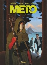 METO - TOME 02 - L'ILE / LOG-IN / GLENAT