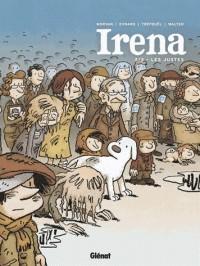 IRENA - TOME 02 / BANDES DESSIN E / GLENAT