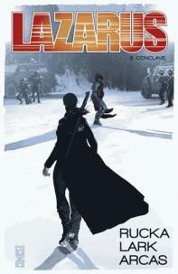 LAZARUS - TOME 03 / COMICS / GLENAT COMICS