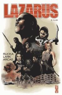 LAZARUS - TOME 06 / COMICS / GLENAT COMICS