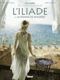 L'ILIADE - TOME 01 / BANDES DESSIN E / GLENAT