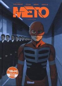 METO - TOME 01 - LA MAISON / LOG-IN / GLENAT
