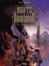 NIGHTS DOMINION - TOME 01 / LOG-IN / GLENAT