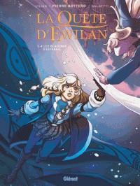 LA QUETE D'EWILAN - TOME 04 -PLATEAU D'ASTARIUL / GLENAT