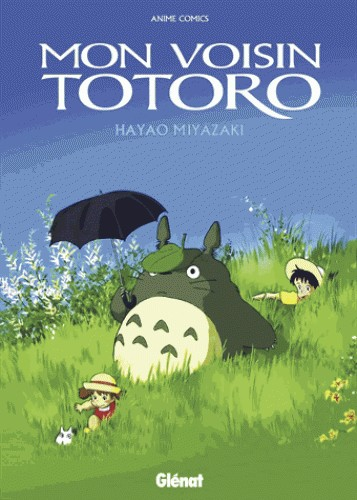 MON VOISIN TOTORO - ANIME COMICS / KIDS / GLENAT