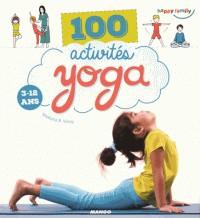 HAPPY FAMILY 100 ACTIVITES YOGA / HAPPY FAMILY / MANGO