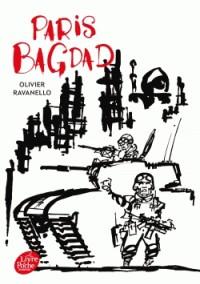 PARIS BAGDAD / LIVRE DE POCHE / POCHE JEUNESSE