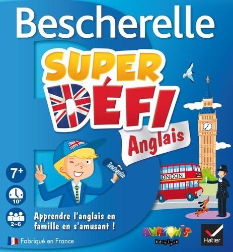 SUPER DEFI ANGLAIS BESCHERELLE / BESCHERELLE JEU / HATIER GD PUBLI