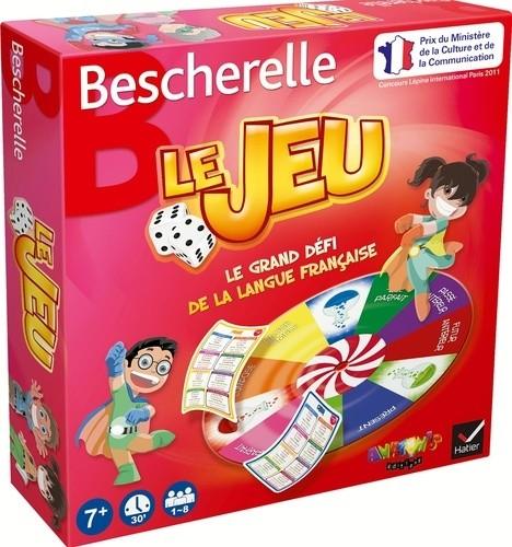 BESCHERELLE LE JEU / BESCHERELLE JEU / HATIER GD PUBLI