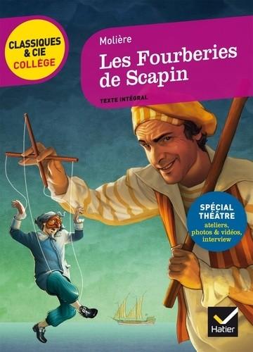 LES FOURBERIES DE SCAPIN - NOUVEAU PROGRAMME / CLASSIQUES & CI / HAT