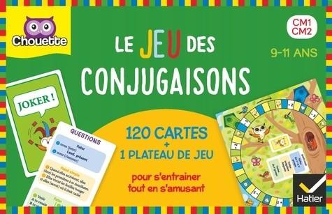 LE JEU DES CONJUGAISONS CM1-CM2 / CHOUETTE ENTRAI / HATIER