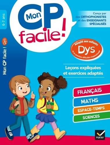 MON CP FACILE ! DYS 6-7ANS HATIER