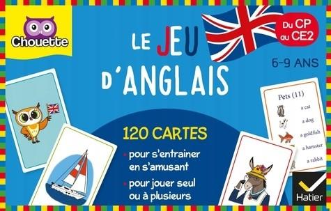 LE JEU D'ANGLAIS CP-CE2 / CHOUETTE ENTRAI / HATIER