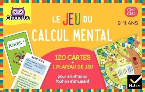 JEU DU CALCUL MENTAL / CHOUETTE ENTRAI / HATIER