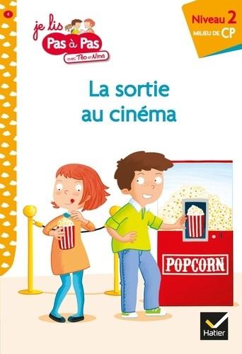 JE LIS PAS A PAS - T04 - LA SORTIE AU CINEMA / HATIER