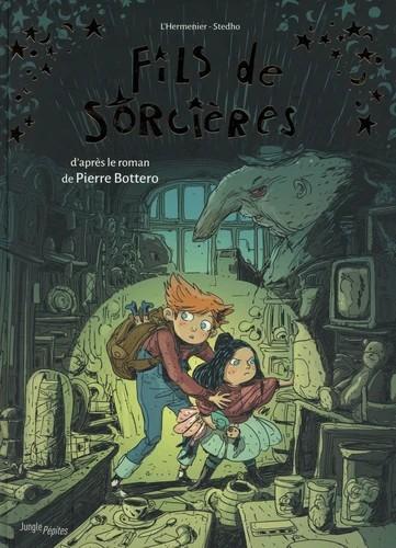 FILS DE SORCIERES / JUNGLE