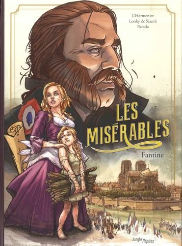 LES MISERABLES - TOME 1 FANTINE / JUNGLE