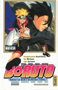 BORUTO - NARUTO NEXT GENERATIONS -, TOME 4 / KANA