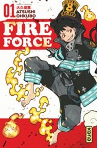 FIRE FORCE T1 / FIRE FORCE / KANA