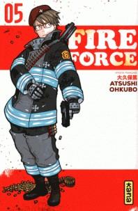 FIRE FORCE, TOME 5 / FIRE FORCE / KANA