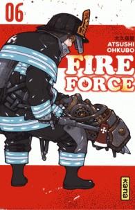 FIRE FORCE TOME 6 / FIRE FORCE / KANA